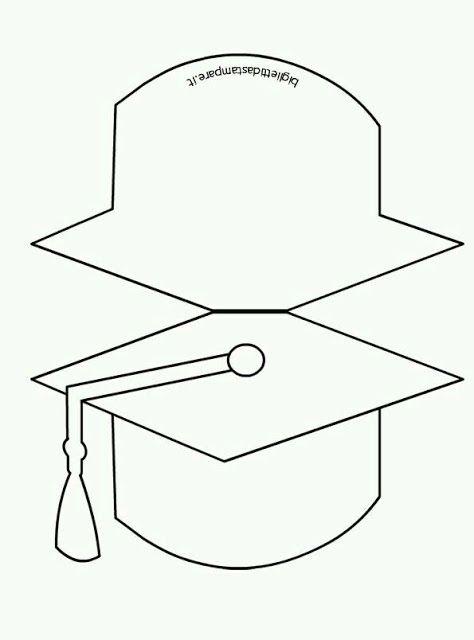 más y más manualidades: Invitaciones para graduación muy