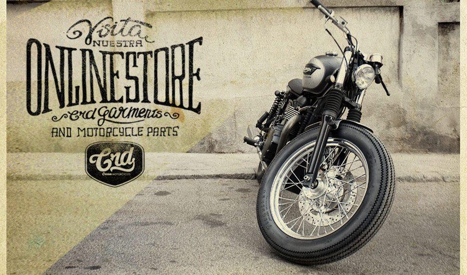 Cafe Racer Dreams Special Dedicace To Andy Letras Fuentes Fonts Pinterest