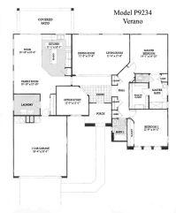 Sun City Grand Verano floor plan, Del Webb Sun City Grand ...