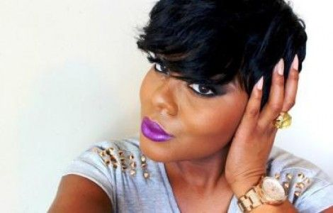 Short Weave Hair Styles On A Stocking Cap Quick Weave Hairstyles
