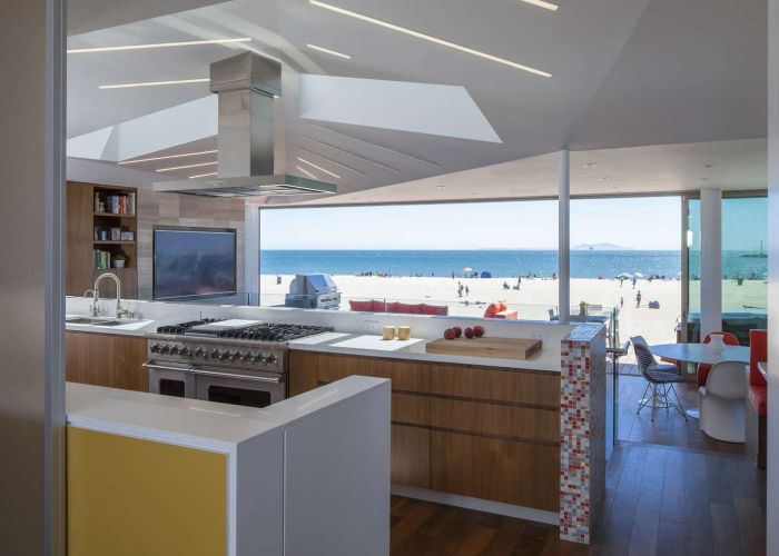 Silver strand beach house is  project completed by robert kerr architecture design in the home located oxnard california usa also custom media solutions dream ideas