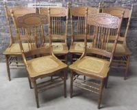 set_of_6_antique_c1900_victorian_press_back_oak_dining ...