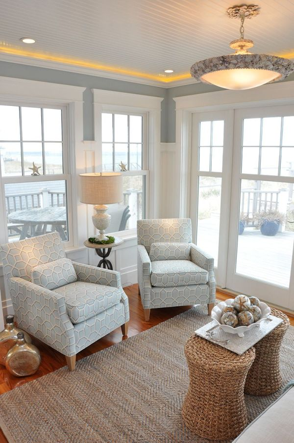 Cape Cod Beach Interior Design