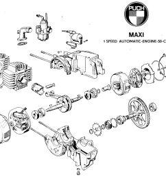 handy diagram of the e50 puch engine mopeds u2022 lil chopz bultaco engine tomos a35 engine diagram [ 1816 x 1367 Pixel ]