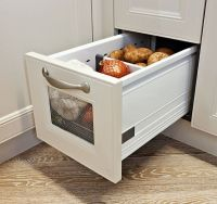 White Kitchen Cabinet Storage Drawers And Kitchen drawer