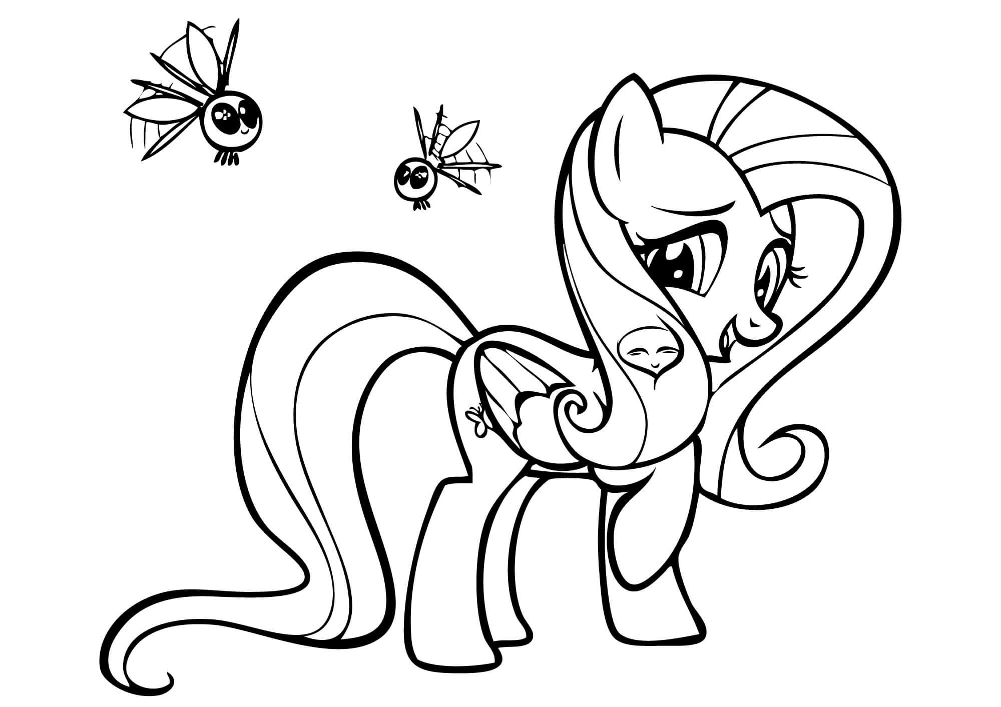 20 My Little Pony Coloring Pages Of Your Kid Will