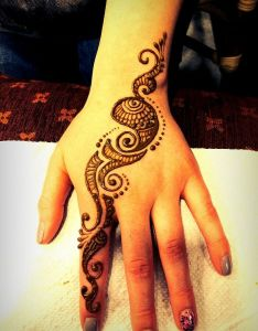 favorite bridal henna styles featuring different indian and arabic motifs also simple design by yogishenna rh pinterest