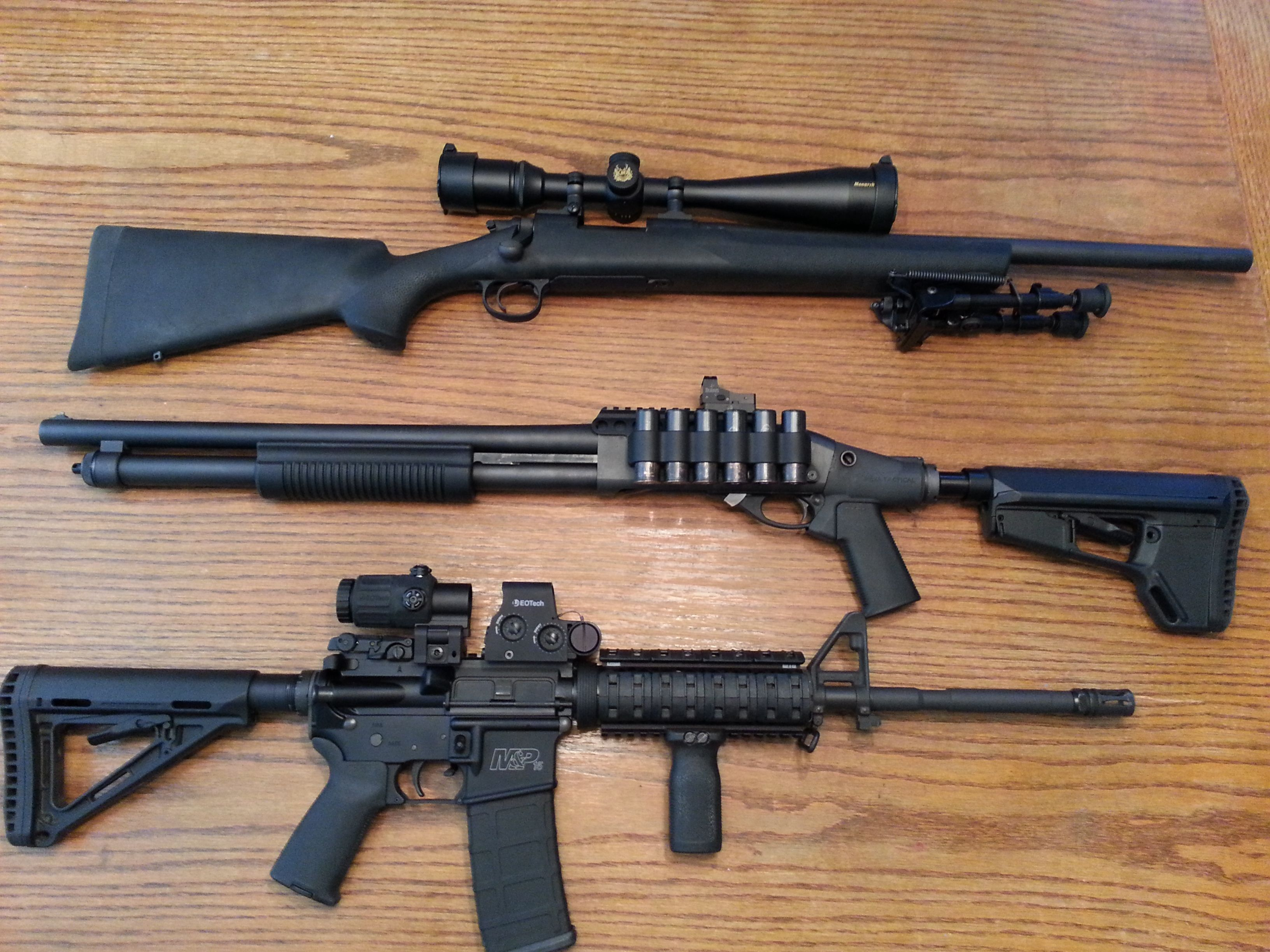 """modern"" & ""tactical"" Guns Remington 700 Sps Tactical"