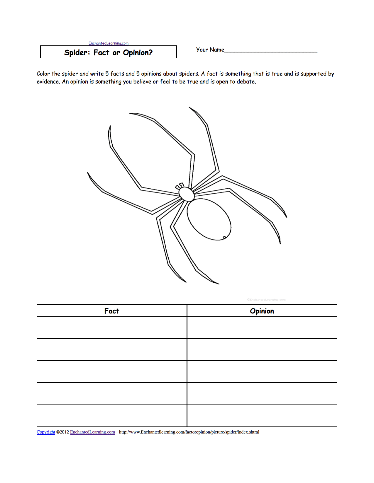 Parts Of A Seed Worksheet