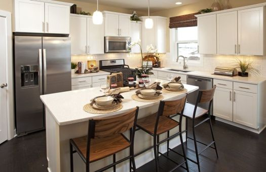 Home Features Baldwin New In Donegal Pulte Homes