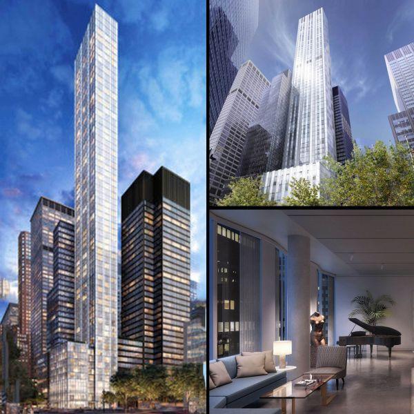 New York Skyscraper Residential