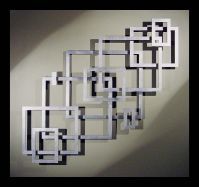 great layout inspiration for a geometric empty frame ...