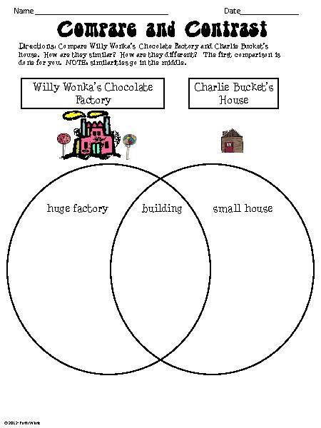 All Worksheets » Charlie And The Chocolate Factory