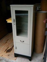 Vintage Metal Cabinets For Sale | online information
