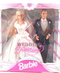 1993 Wedding Fantasy Barbie Gift Set, BARBIE & FRIENDS ...