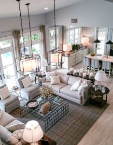 Two couches and chairs coffee table tour of the hgtv dream home in my own style also new pinterest rh za