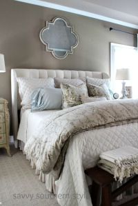 Neutral Cozy Master | i am bHome | Pinterest | Cozy ...