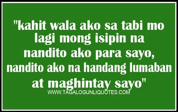 Tagalog Relationships Hugot About Love And Quotes