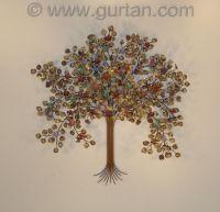 large metal tree wall decoration | Roselawnlutheran