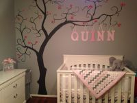 Tree Wall Murals For Nursery | www.imgkid.com - The Image ...
