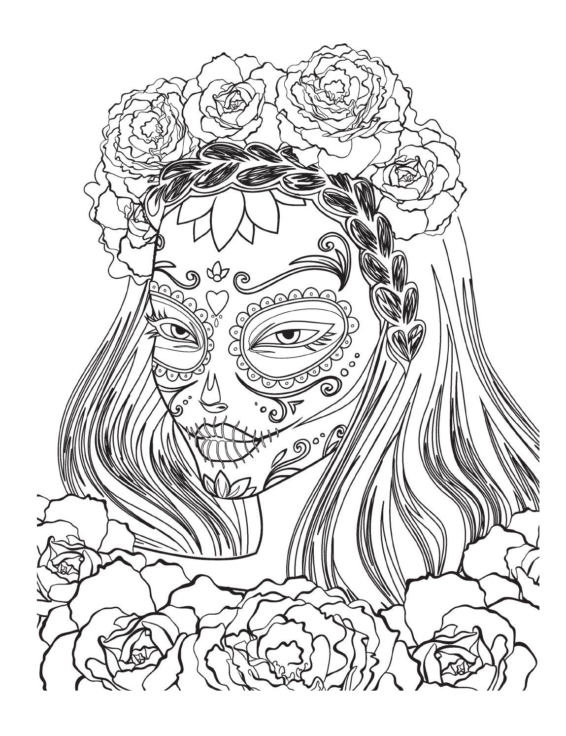 Drawing Corpse Bride Pumpkin Patterns