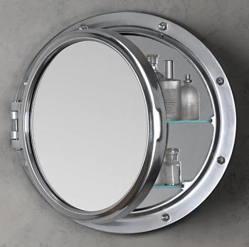 Porthole Mirror on Pinterest  Nautical Home Decorating