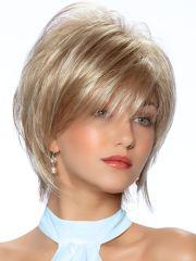 alexa wig. wispy layered hair