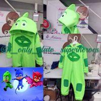PJ Masks Costume Pajamas Gekko / Owlette / Cat Boy   Pj ...