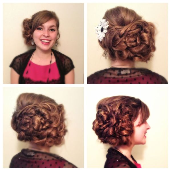 20 Eighth Grade Dance Hairstyles Pictures And Ideas On Meta Networks