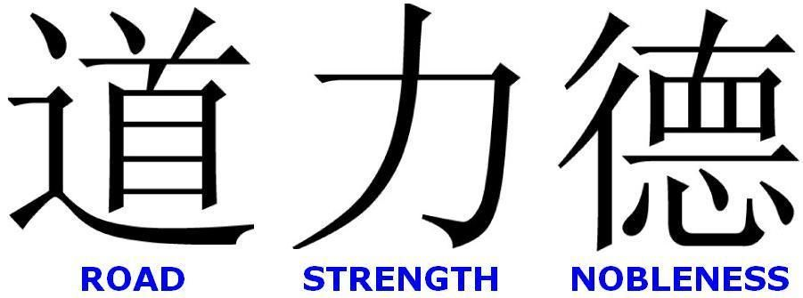 Kanji Symbol Signs And Meaning