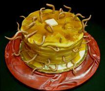 Hotel Transylvania Cake Tyson' Birthday