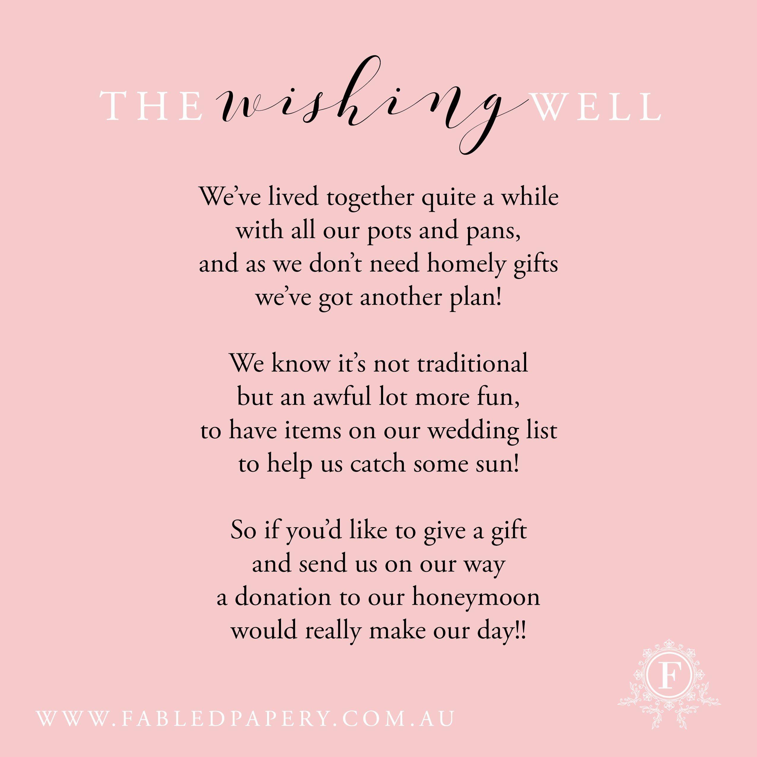 Wishing Well Poems Wishing Well Poems Pinterest Poem Wedding And Weddings