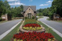 Neighborhood Entrance Landscaping Ideas