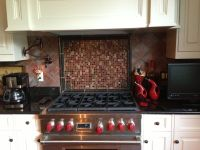 Tiles in kitchen. Wall tiles behind stove. | Kitchen ...