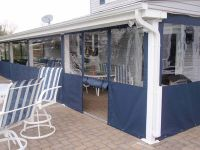 temporary screened outside deck - Google Search | Exterior ...