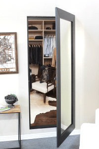 Easily hide an entire room or closet with our pre ...
