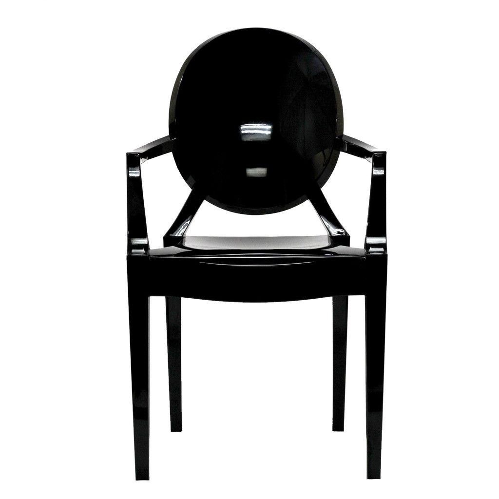 philippe starck ghost chair conference table and chairs style louis arm black