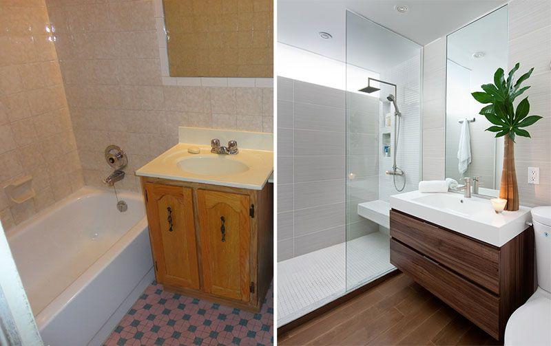 A Small Bathroom Renovation By Paul K
