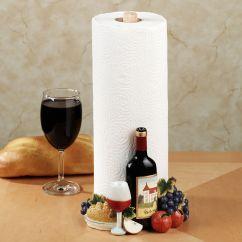 Wine Bottle Themed Kitchen Decor Kohler Single Handle Faucet Tuscany Paper Towel Holder 27 75 Yes Please