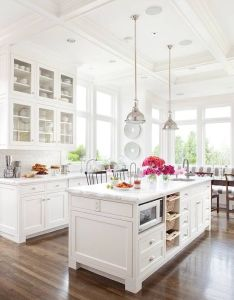 Beautiful kitchen also pin by sharon hinsley on island ideas pinterest cuisine rh