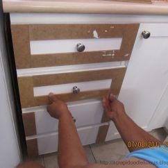 Refacing Kitchen Cabinets Diy Ikea Cost Scrapidoodlelicious Beadboard Wallpaper In