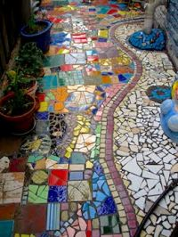 MOSAIC TILE IDEAS : : More At FOSTERGINGER @ Pinterest ...