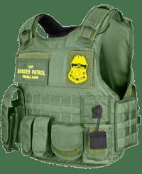 U.S. Armor | USBP - United States Border Patrol - Ranger ...