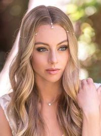 Bohemian Wedding Hair Accessories Bridal Headpiece by ...