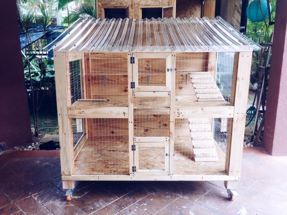 Wooden Pallet Cat House Design 101 Pallet Ideas Creatief