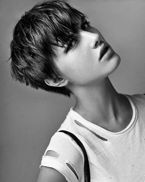 Funky Short Hairstyles For Girls Women Short Hairstyles Cut