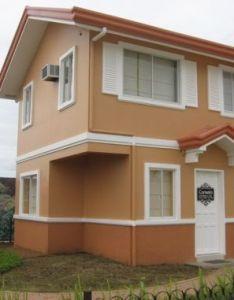 Camella homes carmela model house design also home and style pinterest rh