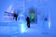 Ice Hotel In Sweden - Pretty Cool Huh Places
