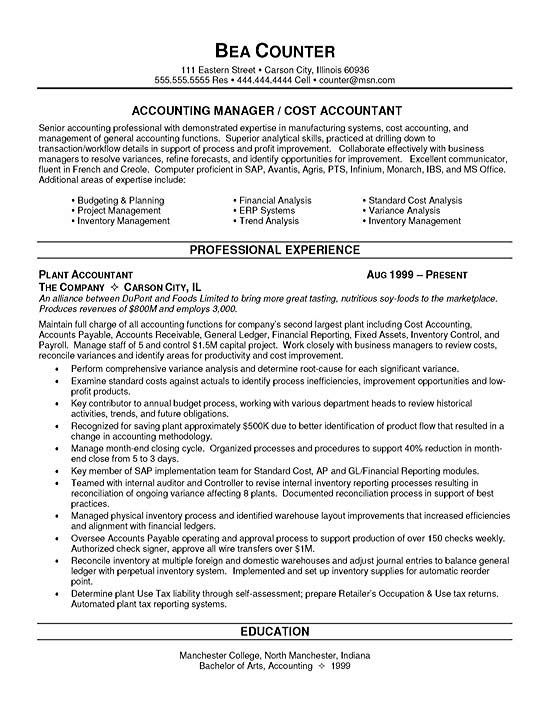 Resume Headline Examples For Experienced - Examples of Resumes