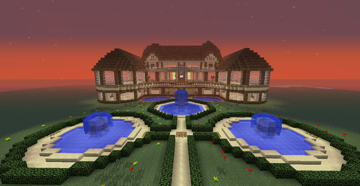 My First Big Build! Screenshots Show Your Creation Minecraft